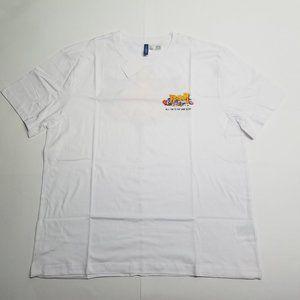 Garfield Double Sided Print T-Shirt | Eat & Sleep